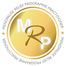 MRP logo - Menopause Relief Programme Practitioner